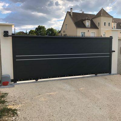 Portail Coulissant Dijon