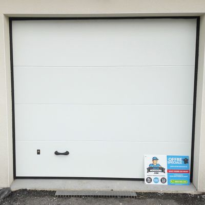 Porte de garage Chloe