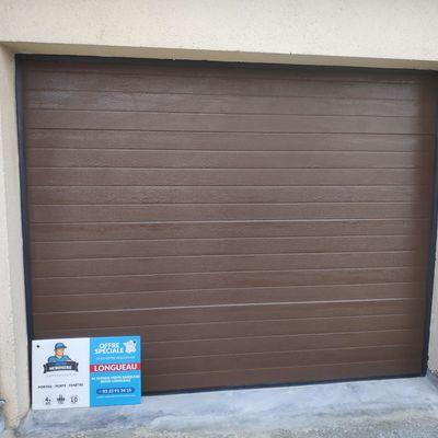 Porte de garage Emma
