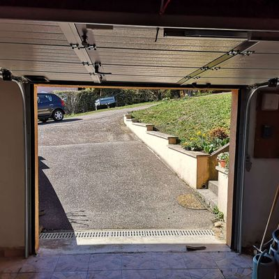 Porte de garage Jade