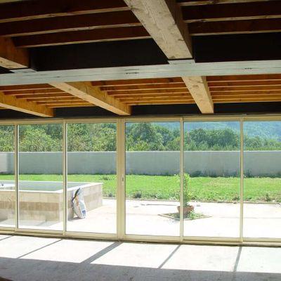 Fenêtre Baie Coulissante Alu