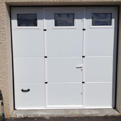 Porte de garage Ambre